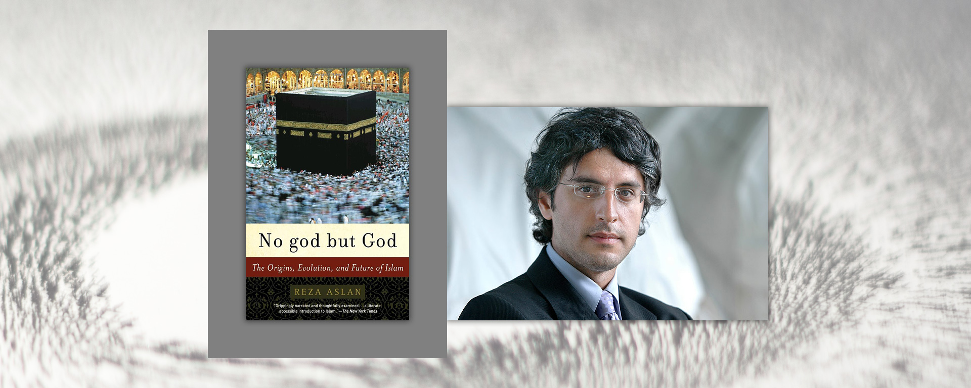 reza aslan no god but god thesis Get this from a library no god but god : the origins, evolution, and future of islam [reza aslan] -- presents the origins and history of islam, with emphasis on its.